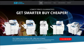 Small Busniess Website Design | Retail Shop Website Design | Electronics Website Design | Ecommerce Website Design