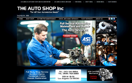 Automotive Service Web Design | Auto Body Website Design | Mechanic Website Design | Auto Dealer Website Design | Auto Parts Website Design