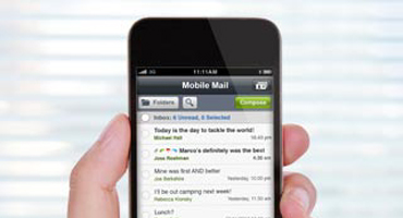Small Business Email Services | Mobile Ready Email for Small Business | Small Business Mobile Email